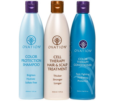 Ovation Cell Therapy System Color Protection