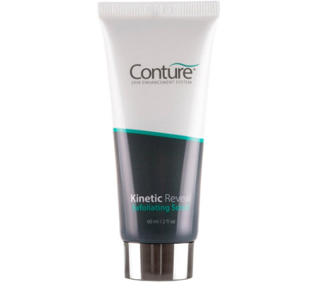 Conture Kinetic Reveal Exfoliating Scrub, 2 oz