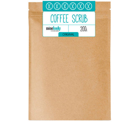 MineTan Original Exfoliating Coffee Scrub