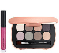 bareMinerals Eye Shadow Palette and Lip Gloss - A418546