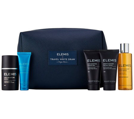 Elemis The Luxury Travel Collection Essentials For Him