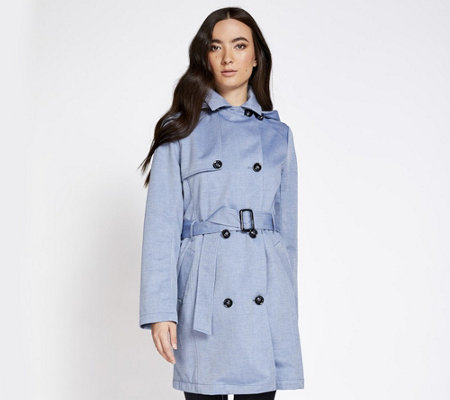 Mia Melon Mesh Lined Waterproof Jacket - Harriet