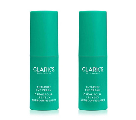 Clark's Botanicals Anti-Aging Eye Cream Duo Auto-Delivery