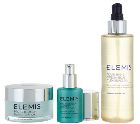 ELEMIS Turn Back Time 3-Piece Collection Auto-Delivery