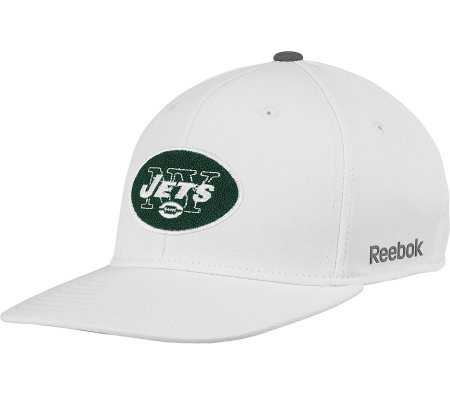 NFL New York Jets Sideline 2010 2nd Season ProBrim Hat — QVC.com d3aeb5a84ab