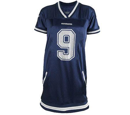 NFL Dallas Cowboys Tony Romo Womens