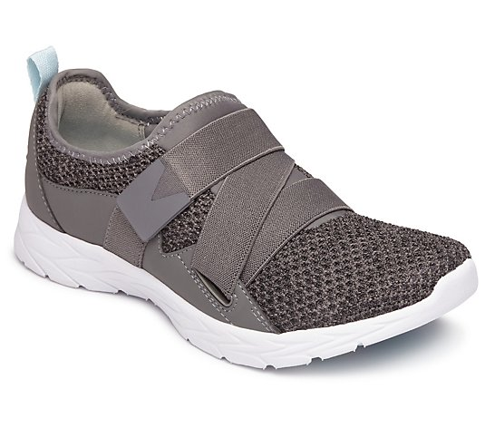 Vionic Adjustable Knit Sneakers - Aimmy