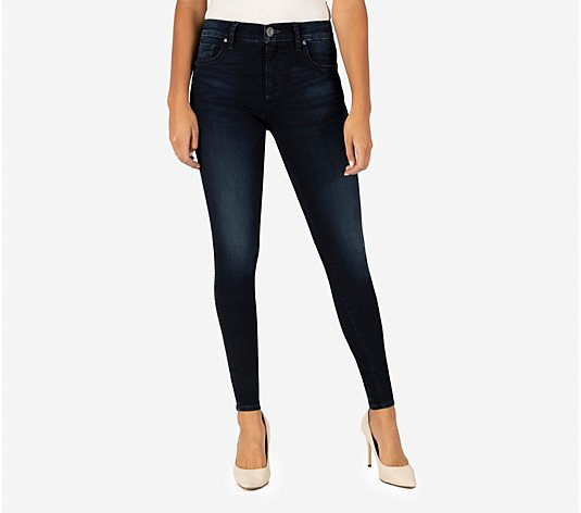 KUT from the Kloth Mia High Rise Fab Ab Toothpick Skinny Jean