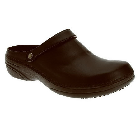 Spring Step Ireland Leather Clogs
