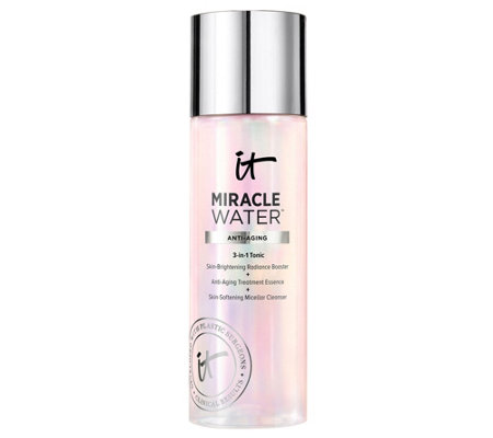 IT Cosmetics Miracle Water Radiance Boosting 3-in-1 Tonic