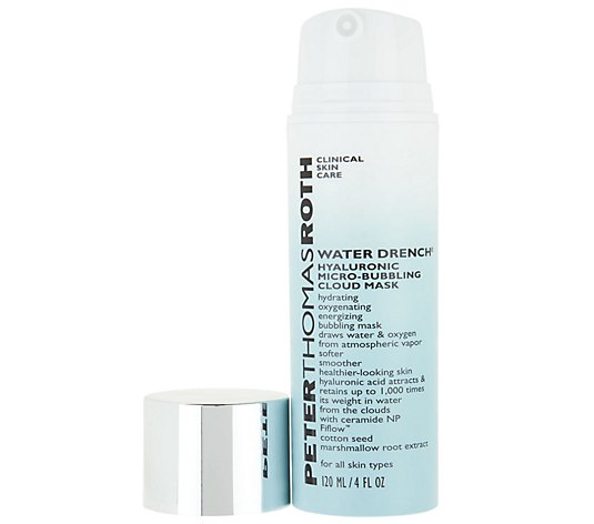 Peter Thomas Roth Water Drench Micro-Bubbling Cloud Mask