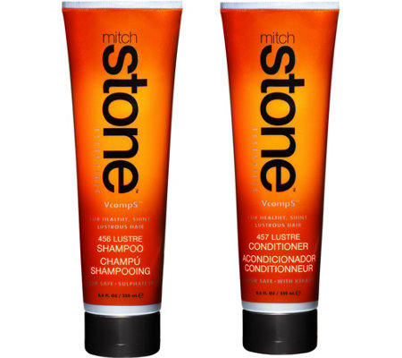 Mitch Stone Essentials Lustre 456 Shampoo & 457Conditioner