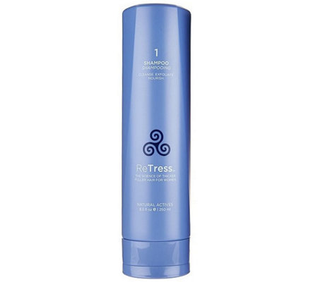 ReTress Hair Rejuvenation & Thickening Shampoo,8.5 oz