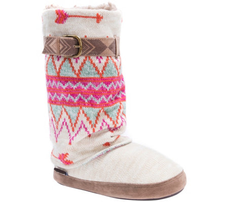 MUK LUKS Women's Fiona Slippers
