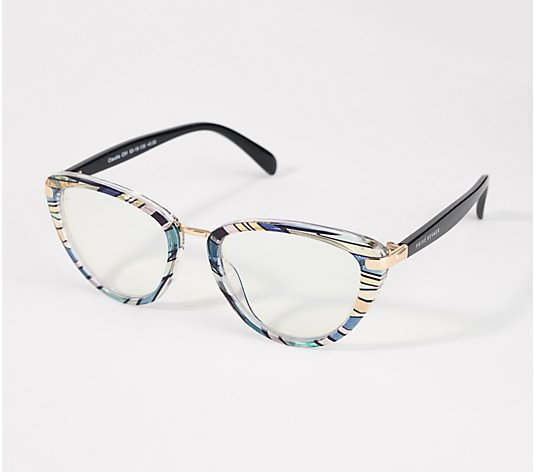 Prive Revaux The Claudia Blue Light Reading Glasses Strength 0-2.5