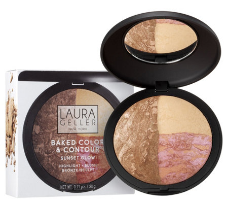 Laura Geller Baked Color & Contour Sunset Glow