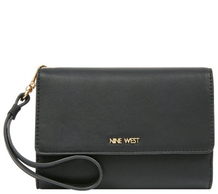 Nine West Small Accessories Tech Wristlet