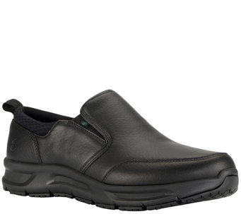 c61fe9b71f003d Emeril Lagasse Men s Slip-Resistant Shoes - Quarter Slip-On - A413748