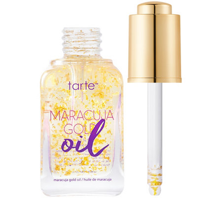 ef04d20a5c2 tarte Limited-Edition Maracuja Gold Oil - Page 1 — QVC.com