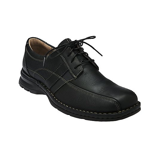 Clarks Men's Espace Leather Lace Up Shoes
