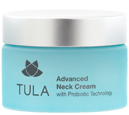 TULA Probiotic Skin Care Advanced Neck Cream, 1.7oz