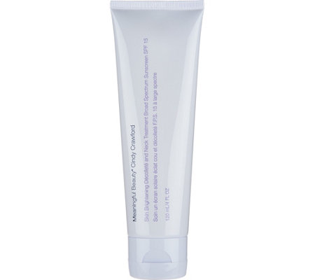 Meaningful Beauty Super-Size Neck & Decollete Treatment SPF15