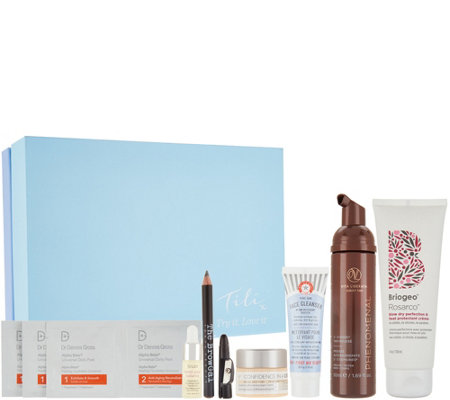 QVC Beauty TILI Try it Love it 7-Piece Collection