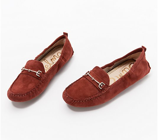 Sam Edelman Leather or Suede Moccasins - Falto