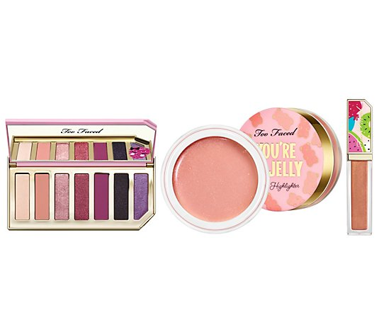 Too Faced Tutti Frutti Eyes, Lips, and Face Set