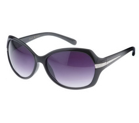 Joan Rivers Look of Couture Crystal Accent Sunglasses