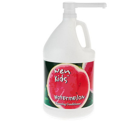 WEN by Chaz Dean Kids Cleansing Conditioner, One Gallon
