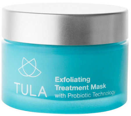 TULA Probiotic Skin Care Exfoliating Treatment Mask