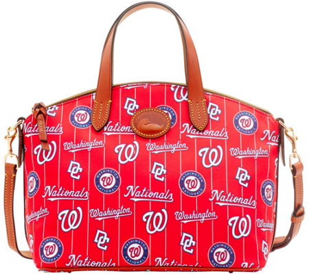 Dooney & Bourke MLB Nylon Nationals Small Satchel