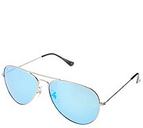 Prive Revaux Commando Aviator Polarized Sunglasses - A308350