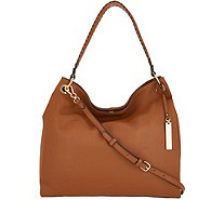 Vince Camuto Leather Hobo Handbag - Nadja - A308750