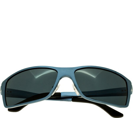 Breed Kaskade Polarized Sunglasses - Blue