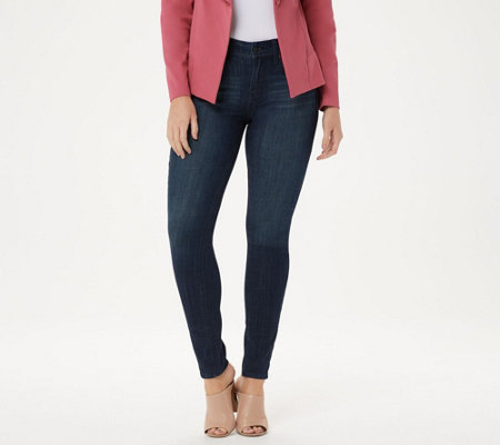 Curves 360 By Nydj Boost Skinny Jeans Julius