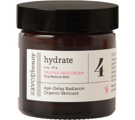 Savor Beauty Truffle Face Cream, Dry/Mature Skin