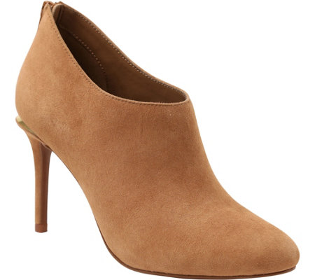 Kensie Leather Shooties Roland