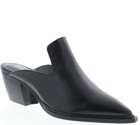 Sbicca Slip-On Pointed Toe Mules - Addington