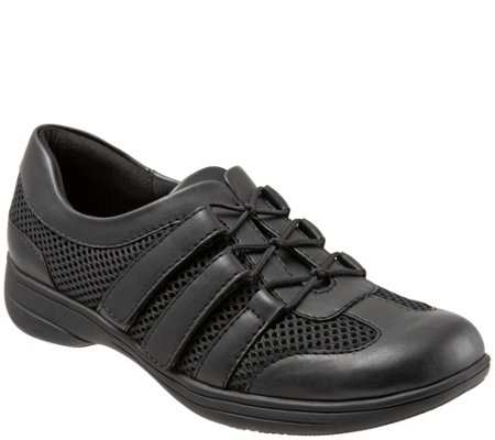 Trotters Lightweight Walking Shoes - Joy