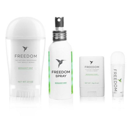 Freedom His Deodorant Set