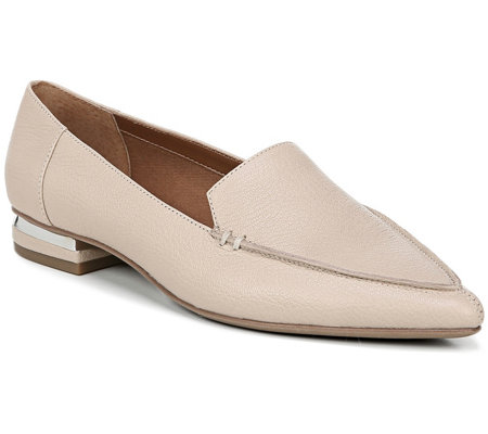 Franco Sarto Slip-on Loafers with Metal Detail- Starland