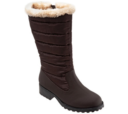 Trotters Cold-Weather High Boots - Benji High