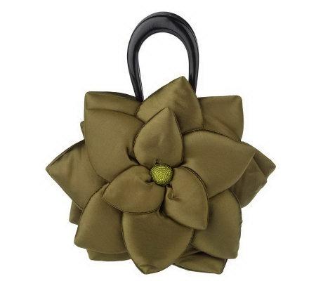 Mad By Design Fl Lotus Handbag