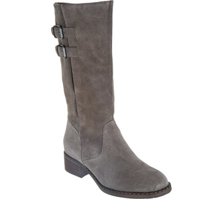 Gentle Souls Leather or Suede Mid Calf Boots - Brian
