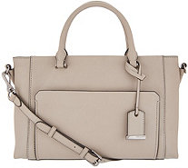 Vince Camuto Leather Satchel - Lina - A342451