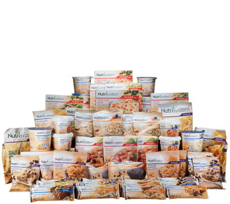 Nutrisystem 20 Day Marie's Favorite Meals