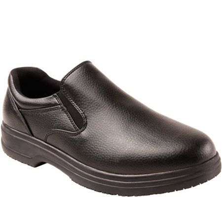Deer Stags Men's Utility Slip Ons - Manager