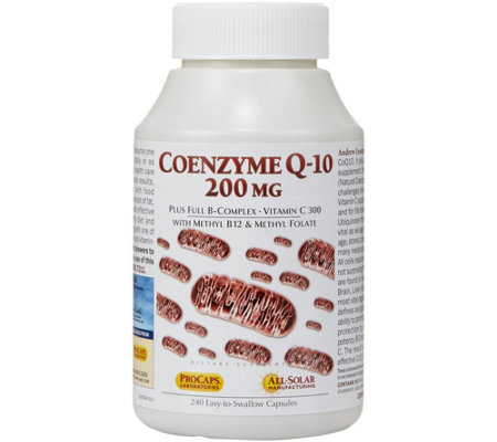 Andrew Lessman CoEnzyme Q-10 20mg 240 Capsules